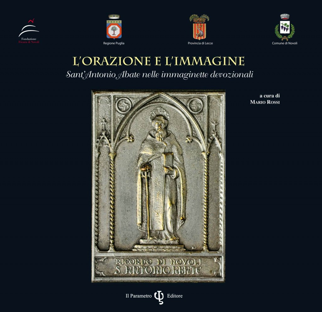 L'orazione e l'immagine. Sant'Antonio Abate nei santini